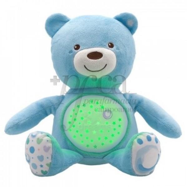 CHICCO PROYECTOR BABY BEAR AZUL 0M+