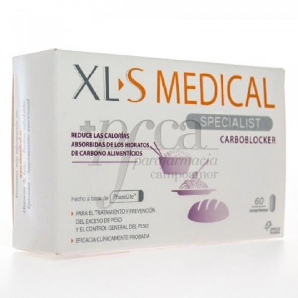 XLS MEDICAL CARBOBLOCKER 60 COMPS