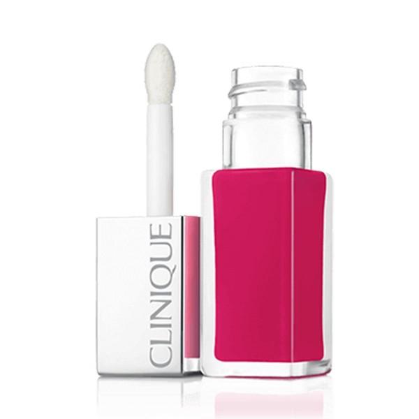 Clinique pop lacquer lip colour + primer 07 go-go pop