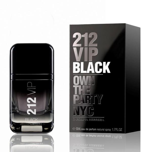Carolina herrera 212 vip black eau de parfum 50ml vaporizador