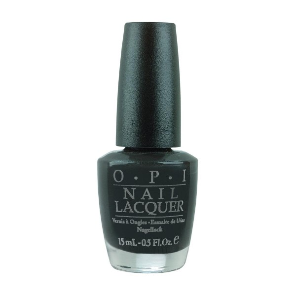 Opi nail lacquer nlt02 eu-lady in black