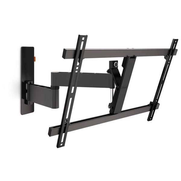 Vogels wall 3345 negro soporte tv giratorio para pantallas de 40 a 65'' 30kg vesa 600x400