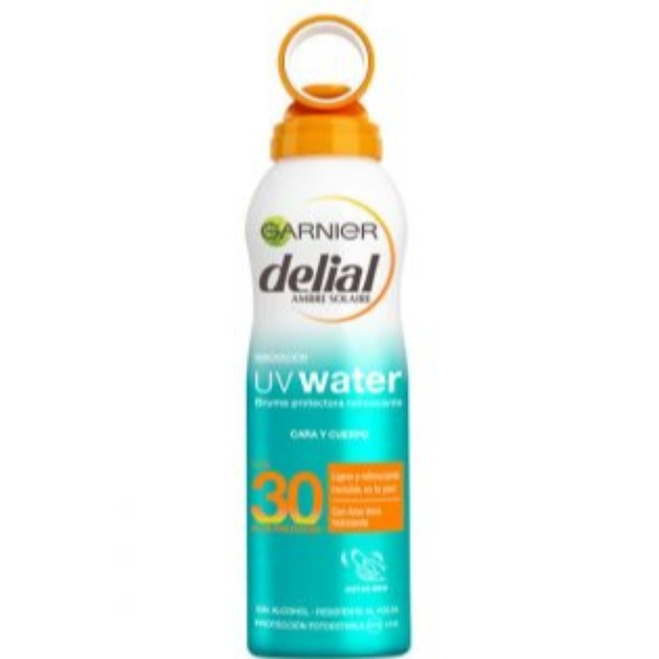Delial Bruma protectora refrescante UV water SPF 30 , 200  ml