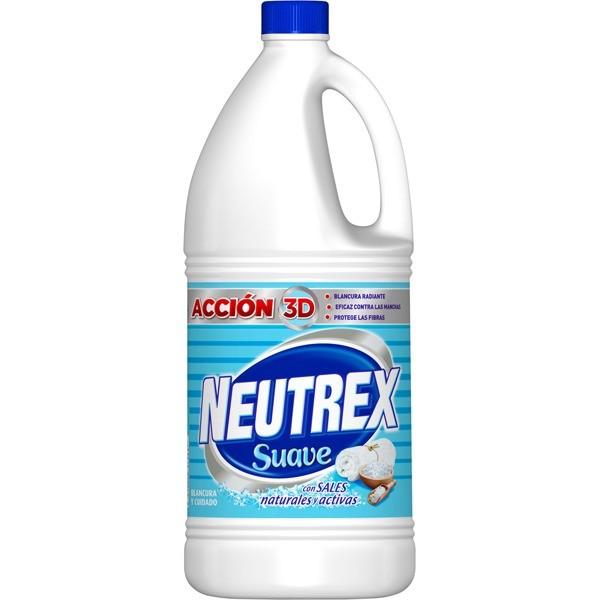 Neutrex lejia suave con sales naturales y activas 2l.