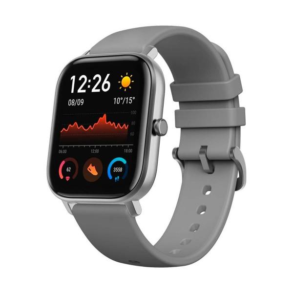 Xiaomi amazfit gts gris lava smartwatch 1.65'' amoled gps glonass bluetooth biotracker 5atm