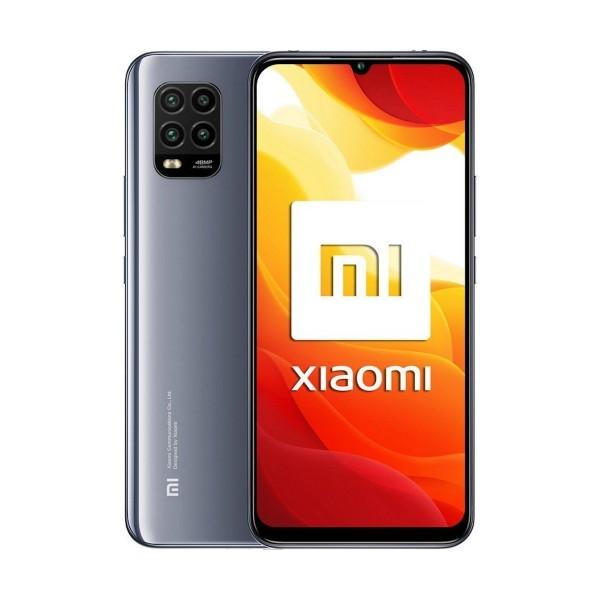 Xiaomi mi 10 lite gris cósmico móvil 5g 6.57'' amoled fhd+/8core/128gb/6gb/48+8+2+2mp/16mp