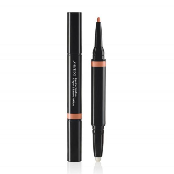 Shiseido ink duo perfilador labial 02 beige 1un
