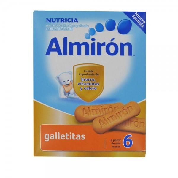 ALMIRON GALLETITAS 6M+ 180 G
