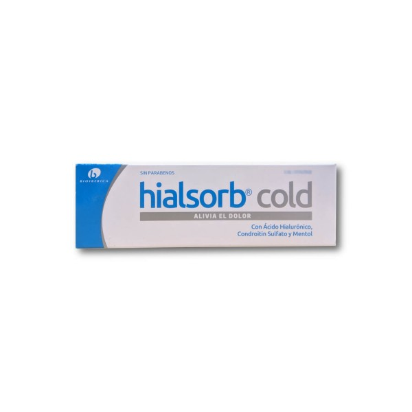 HIALSORB COLD SIN PARABENOS 100 ML