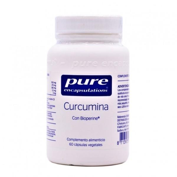 PURE ENCAPSULATIONS CURCUMINA 60 CAPS