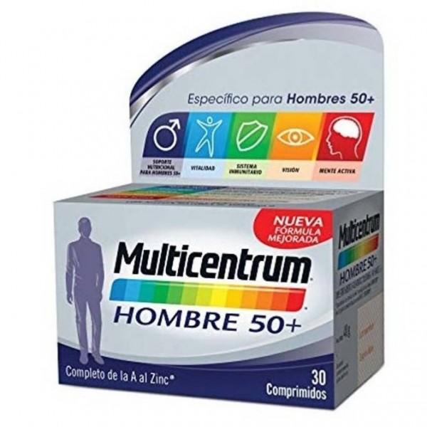 MULTICENTRUM HOMBRE 30 COMPS