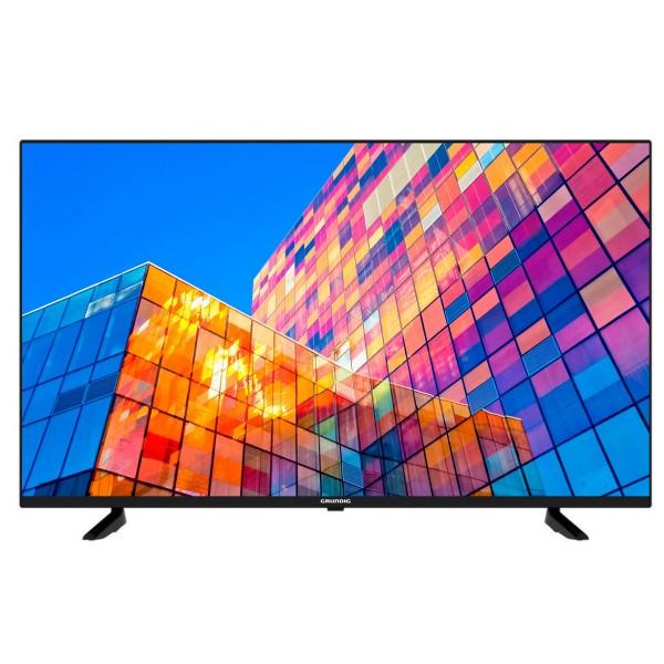 "Grundig 50gfu7800b tv 43'""/ultra hd 4k/android tv/chromecast/google play store"