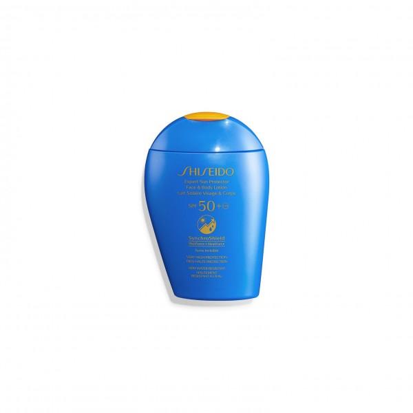 Shiseido expert sun locion corporal spf50+ 150ml