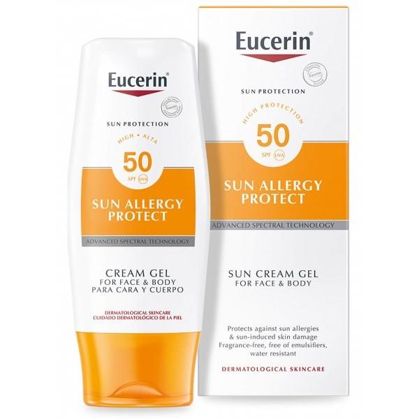 EUCERIN SUN ALLERGY GEL-CREMA SPF50