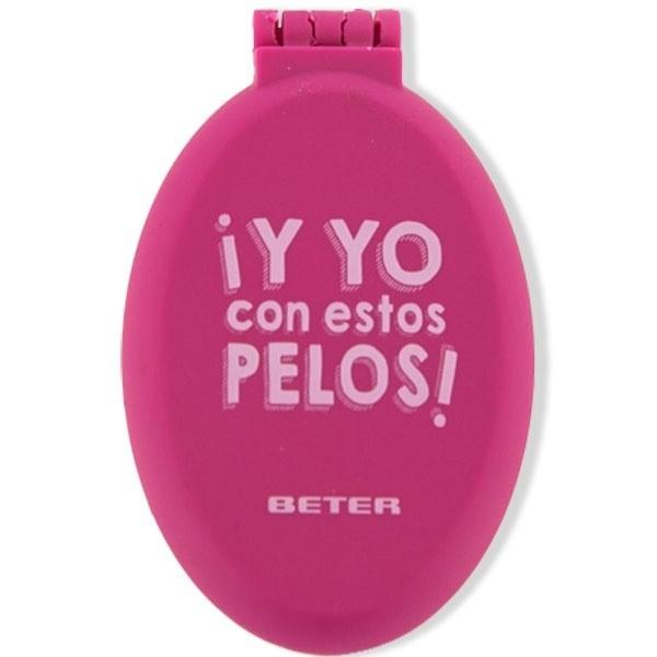 BETER CEPILLO PLEGABLE CON ESPEJO